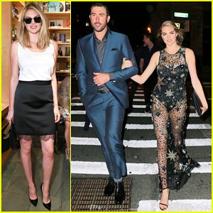 Kate Upton Celebrates 24th Birthday In NYC With Fiance Justin Verlander!