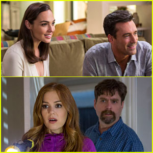 'Keeping Up With the Joneses' Trailer Debuts Online - Watch Now!