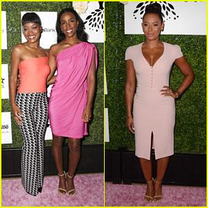 Keke Palmer & Kelly Rowland Unite For Ladylike Foundation's Annual Fundraiser