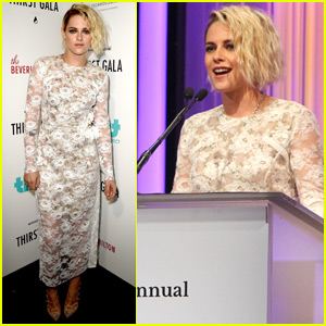 Kristen Stewart Fights the World's Water Crisis at the Thirst Gala