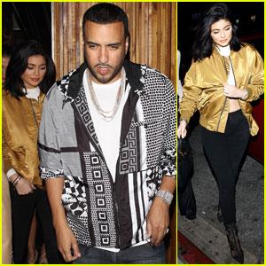 Kylie Jenner Hangs Out With Khloe Kardashian's Ex-Boyfriend