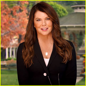 Lauren Graham Makes an Exciting 'Gilmore Girls' Announcement - Watch Now!