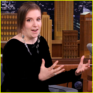 Lena Dunham Plays Box of Lies With Jimmy Fallon! (Video)