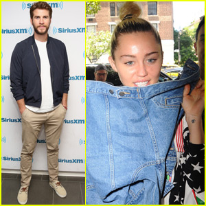 Liam Hemsworth Promotes 'Independence Day' After Date Night With Miley Cyrus