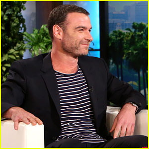Liev Schreiber Does a 'Willy Dance' with His Two Sons