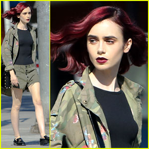 Lily Collins Reveals the 'Gossip Girl' Role She Auditioned For