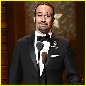 Lin-Manuel Miranda Honors Orlando with a Sonnet for Tony Awards Acceptance Speech (Video)