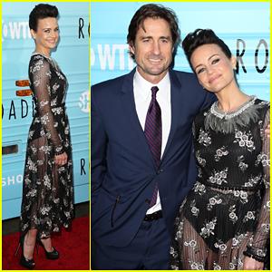 Luke Wilson & Carla Gugino Team Up At 'Roadies' Premiere - Watch Trailer!