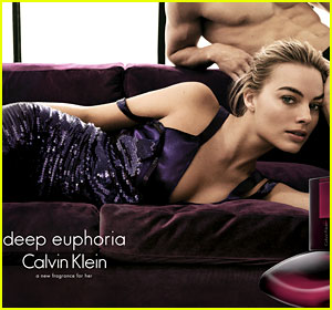 Margot Robbie Stars in Her First Calvin Klein Campaign