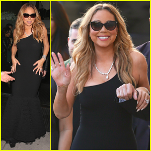 Mariah Carey Goes Head-To-Head With Her SUV! (Video)