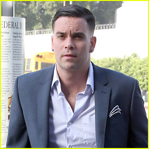 Glee star Mark Salling dies weeks before child porn sentencing