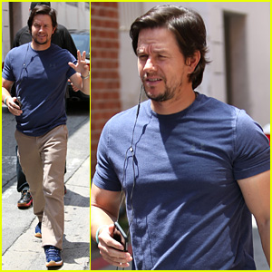 Mark Wahlberg Shares a 'Transformers' Tease on Instagram!