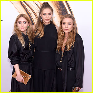 Mary-Kate & Ashley Olsen Are Joined By Sister Elizabeth at CFDA Fashion Awards 2016!