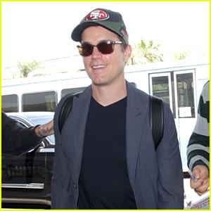 Matt Bomer's New Amazon Pilot Gets a Premiere Date!
