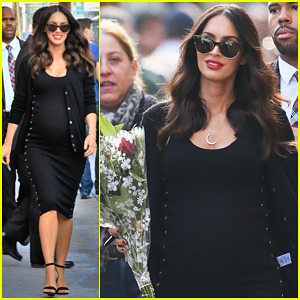 Megan Fox's 'Super Genius' Fetus Convinced Her To Move