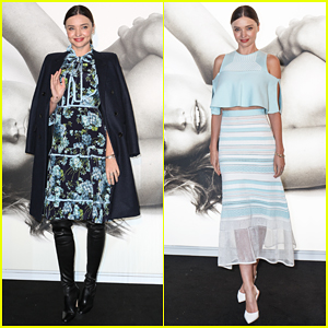 Miranda Kerr 'Never Ever Envisioned' She'd Be Modeling Long