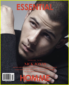 Nick Jonas Would Love to Work With Drake & Kanye West