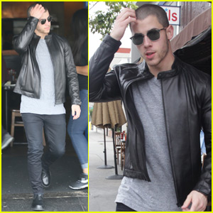 Nick Jonas Strips Down in First Episode of  'LYWC' Documentary