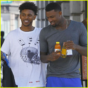 Nick Young Emerges After Iggy Azalea Broken Engagement