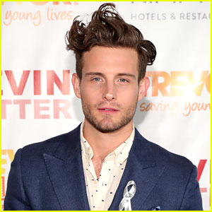 Younger's Nico Tortorella Says He's Sexually Fluid, Has 'Never Been in Any Sort of Closet'