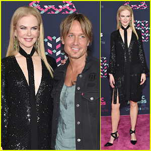 Nicole Kidman & Keith Urban Couple Up at CMT Awards 2016
