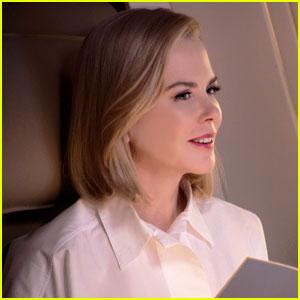 Nicole Kidman Stars in Etihad Airway's 360 Degree Virtual Reality Experience - Watch Now!
