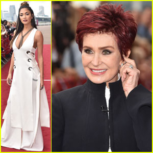 Sharon Osbourne Wears Wedding Ring at 'X Factor' Auditions