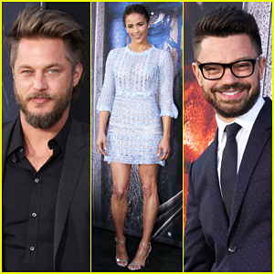Paula Patton Sparkles At 'Warcraft' Hollywood Premiere!