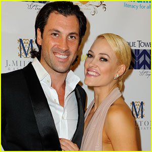 Peta Murgatroyd & Maksim Chmerkovskiy Confirm They're Expecting a Baby!