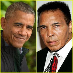 President Obama Releases Lengthy Statement on Muhammad Ali's Death