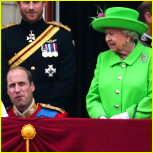 Prince William Gets Scolded by Queen Elizabeth in Hilarious Video
