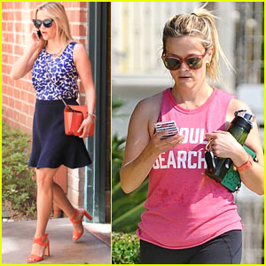 Reese Witherspoon Shows Off Her New Short Summer Haircut!