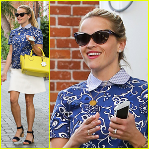 Reese Witherspoon Celebrates Yummy Spoonfuls With Target
