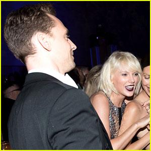 Rewatch Taylor Swift & Tom Hiddleston's Met Gala Dance (Video)