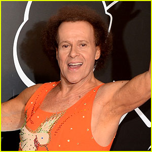 Richard Simmons Hospitalized After Acting Bizarrely at Home