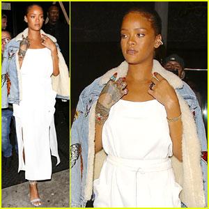 Rihanna Responds to Obama Slow-Jamming to 'Work'