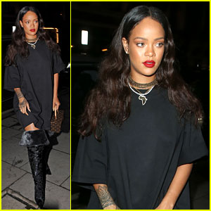 Rihanna Wore a Brand New Designer for Latest Music Video