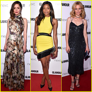 Rose Byrne, Naomie Harris, & Elizabeth Banks Glam Up for Glamour Women of the Year Awards!