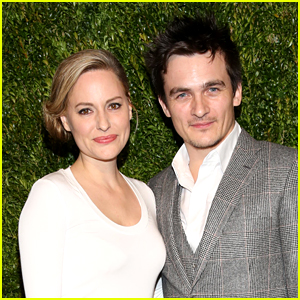 Rupert Friend Secretly Marries Aimee Mullins!