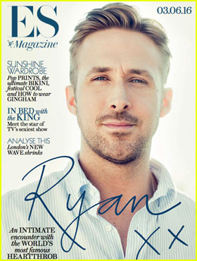 Ryan Gosling Thinks America Needs a Female President