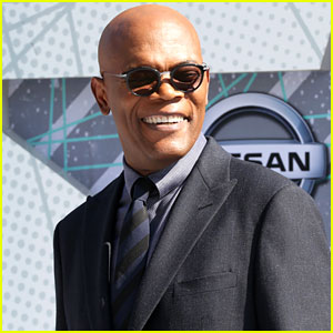 Samuel L. Jackson Attends BET Awards as Lifetime Achievement Honoree!