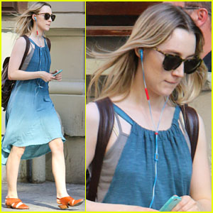 Saoirse Ronan's Broadway Run in 'The Crucible' Ends in 3 Weeks!