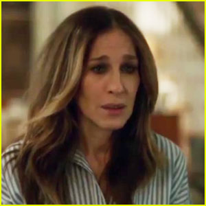 Sarah Jessica Parker Debuts 'Divorce' Trailer - Watch Now!