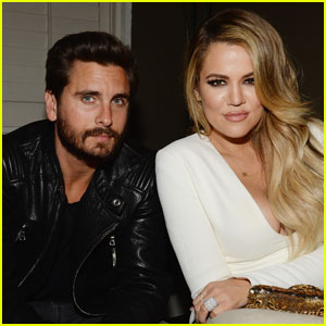 Scott Disick on Being the Father of Khloe Kardashian's Baby: 'Fingers Crossed!'