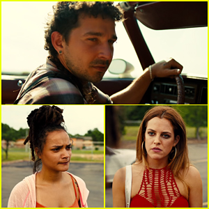 Shia LaBeouf Stars In First Trailer for Andrea Arnold's 'American Honey'!