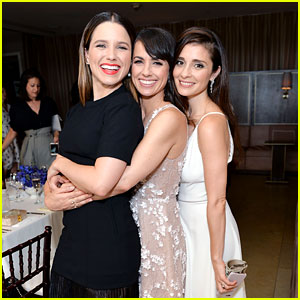 Sophia Bush & 'UnREAL' Ladies Join Glamour for Hollywood & Politics Lunch