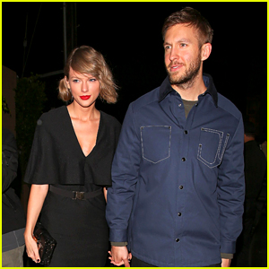 Taylor Swift & Calvin Harris Were 'More Friends Than Lovers'