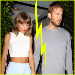 Taylor Swift & Calvin Harris Split After 15 Months of Dating