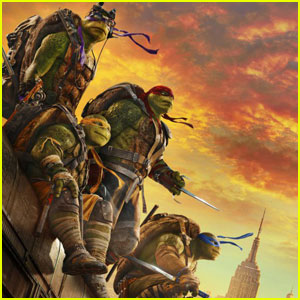 'Teenage Mutant Ninja Turtles 2' Takes the Top Box Office Spot!