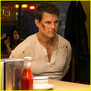 Tom Cruise Stars in 'Jack Reacher: Never Go Back' Trailer - Watch Now!